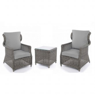 roma 2 chair bistro set