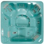 esk hot tub internal